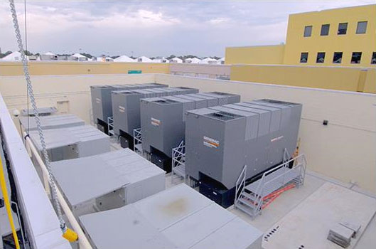 South Shore Generators - Back Up Power for Data Centers