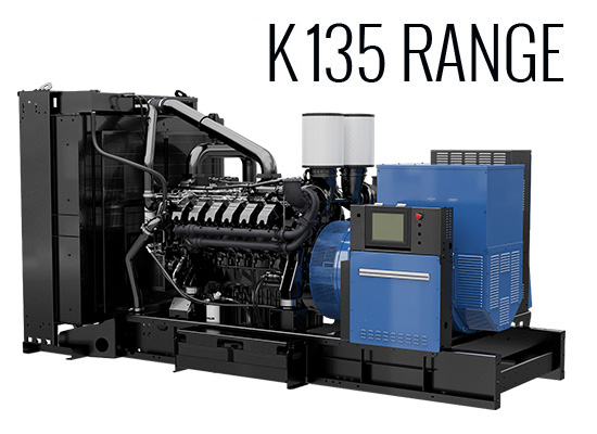 South Shore Generators - Kohler KD Series Industrial Generators
