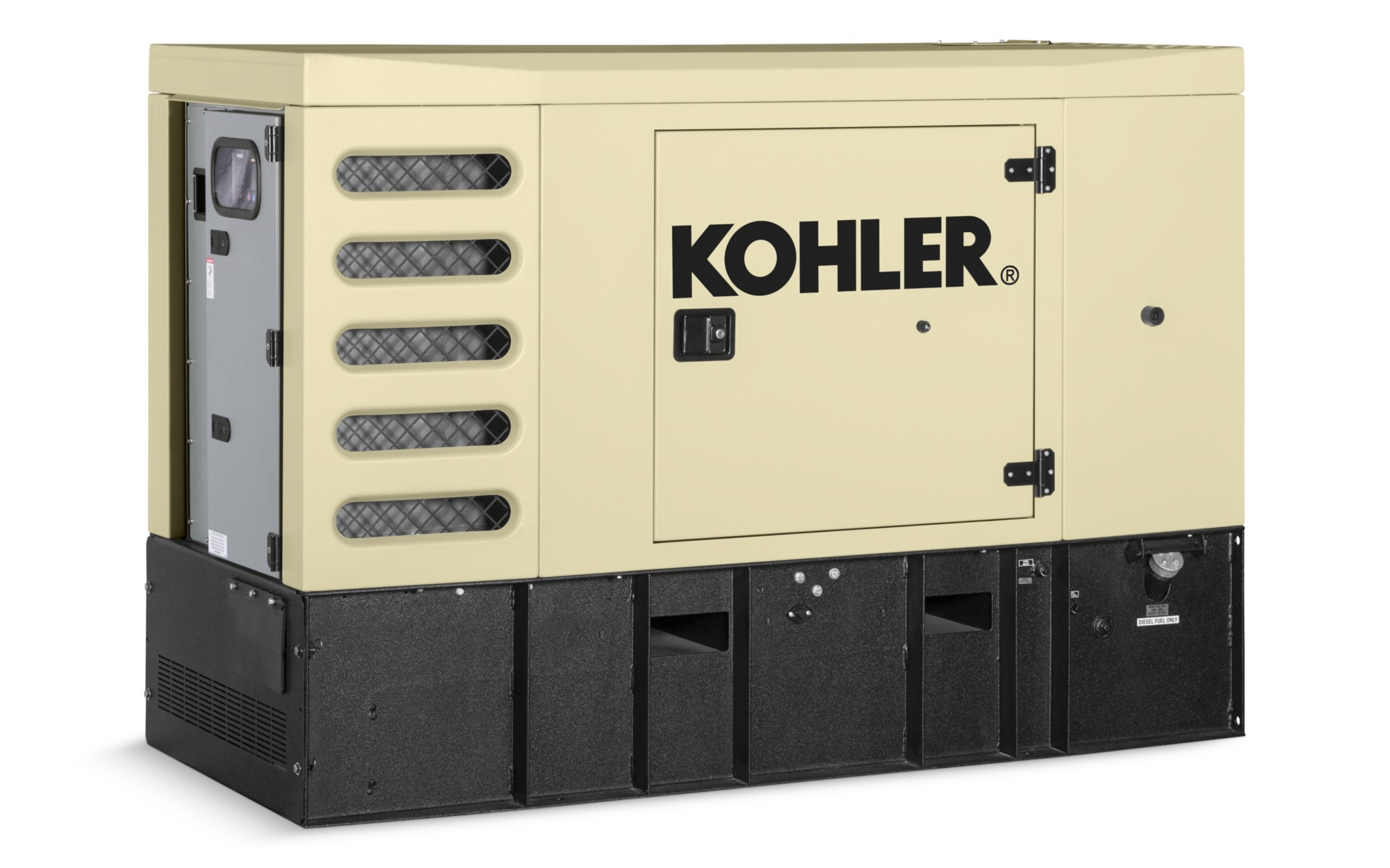 South Shore Generator - KOLHER Industrial Generator