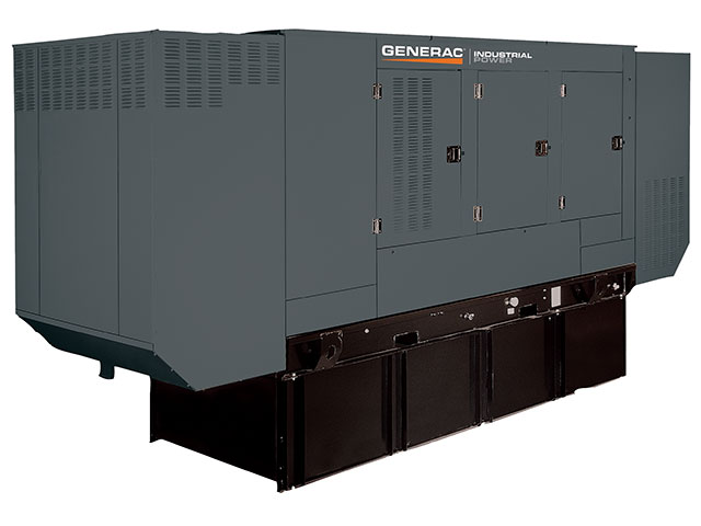South Shore Generator - Generac MPS