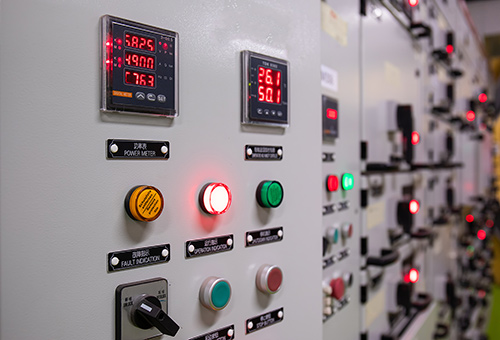 South Shore Generator - Automatic Switchgear System