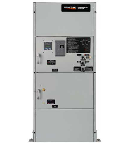 South Shore Generators - Generac Natural Power Series Transfer Switches