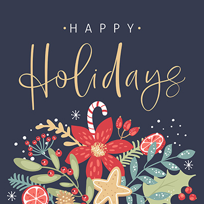 Happy Holidays From South Shore Generator Sales & Service