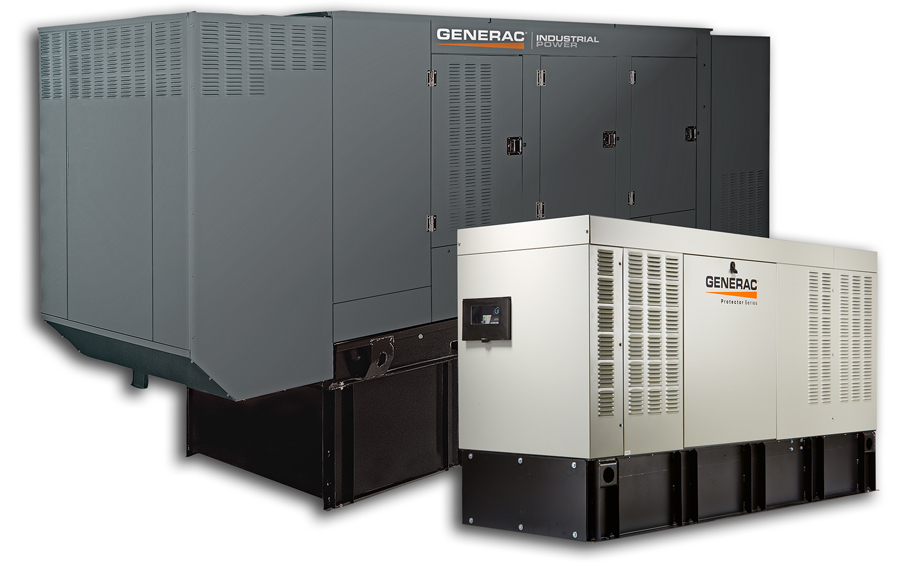 South Shore Generators - Generac Industrial Generators