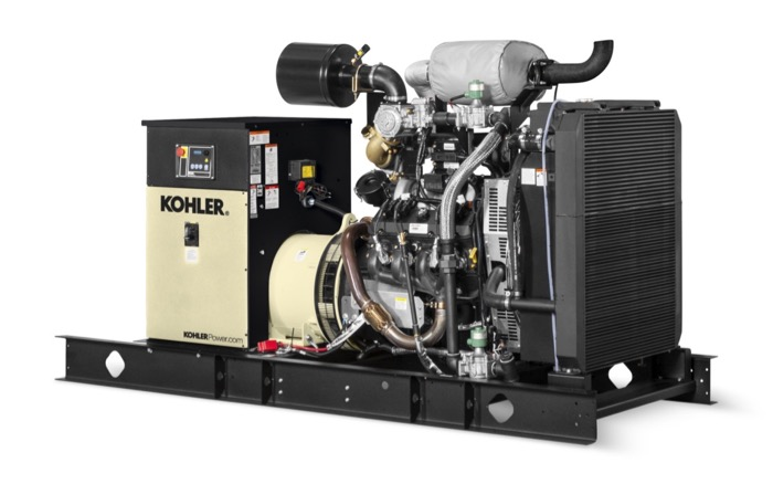 South Shore Generator - KOLHER Industrial Gas Generator