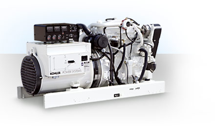 South Shore Generator - Kohler Marine Generator