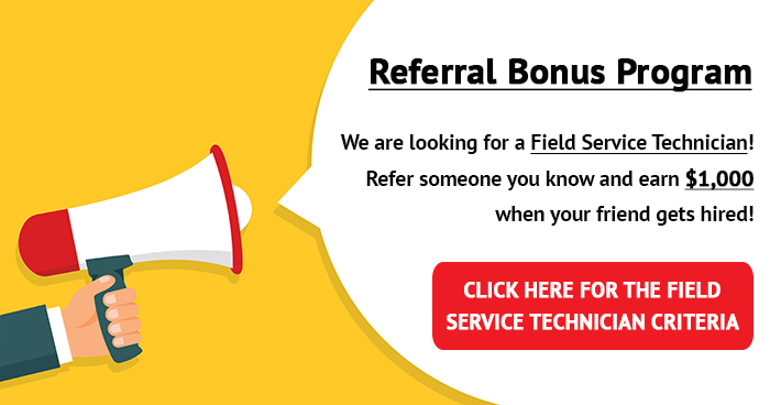 South Shore Generators - Referral Bonus Program