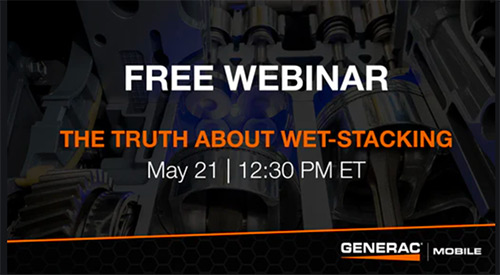 South Shore Generators - Generac FREE Webinar